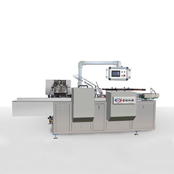High speed automatic cartoning machine